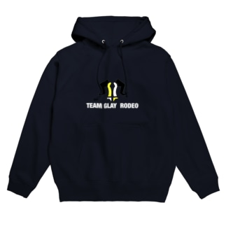 GLAY  RODEO OFFICIAL パーカー Hoodies
