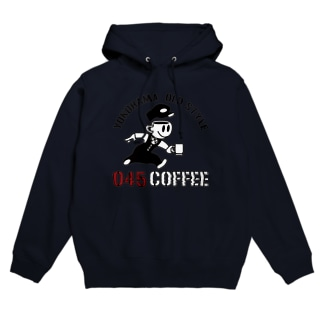 045COFFEE A Hoodies