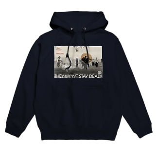 Night of the Living Dead_その5 Hoodies