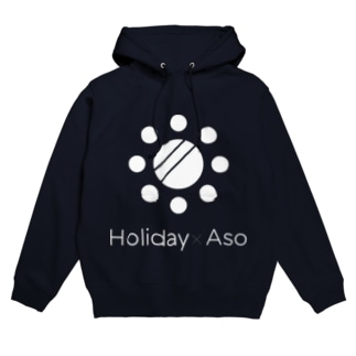 Holiday×Aso Hoodies