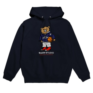 BGSW STUDIO basketball Hoodies