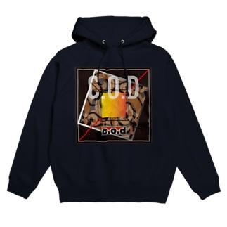 [C.O.D] logo design series Hoodies