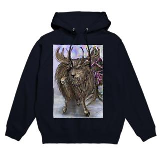 reindeer Hoodies