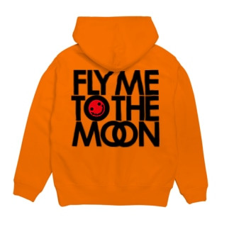 FLY ME TO THE MOON Hoodies