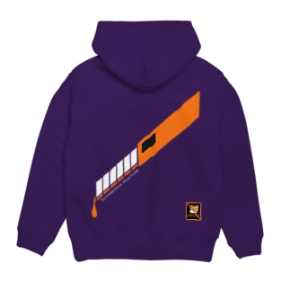 CUTTER GRAPHIC / banper0122 Hoodies