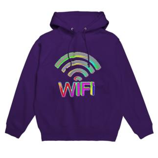 Wi-Fi Hoodies