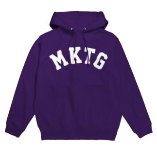 MKTG(白) Hoodies
