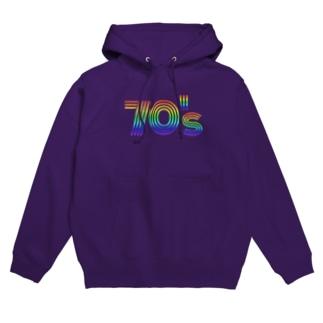 70's Hoodies