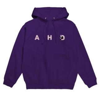 AHDピンク Hoodies