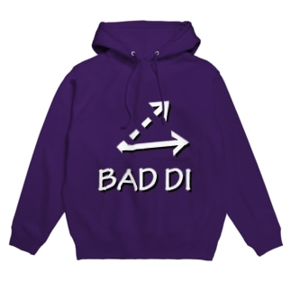BAD DI Hoodies
