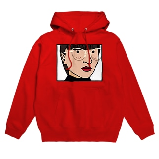 RED RIPS  Hoodies