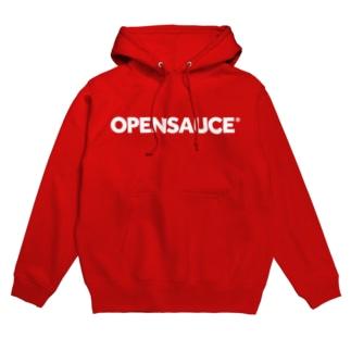 OPENSAUCE Hoodies