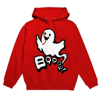 おばけちゃんばぁ!(Boo!ゴースト) Hoodies