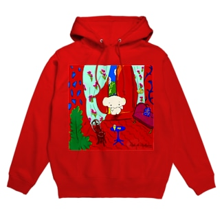 The Red Room/Cafe de Calkyon Hoodies