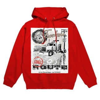 ROUTE66グッズ Hoodies