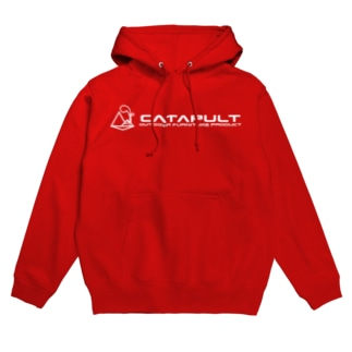 CATAPULT FACTORY Hoodies