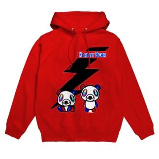 Lightning Klanny Hoodies