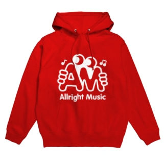 Allright Music (Trial) Hoodies