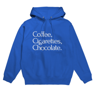 mawwwww.com | design projectのCoffee,Cigarettes,Chocolate.フーディ