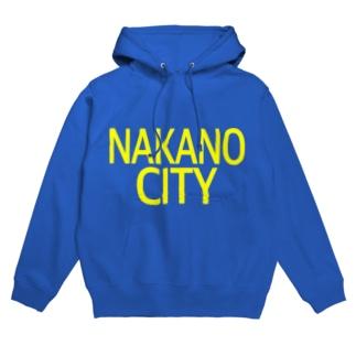NAKANO CITY Hoodies