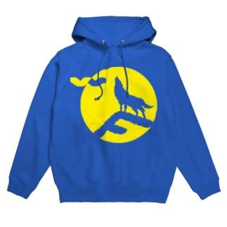 Word Wolf Hoodies