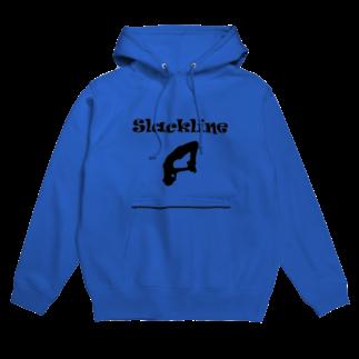 SLACKLINE HUB(スラックライン ハブ)のスラックライン(フリップ) Hoodies