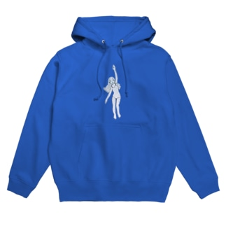 swimmer  Hoodies