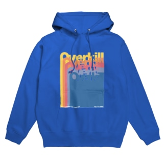 Overkill V.1 Hoodies