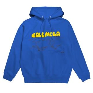 CALL MOLA Hoodies