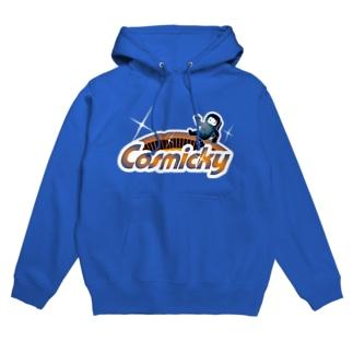 Cosmicky3 Hoodies