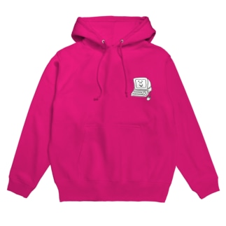 Lonely Computer Hoodies
