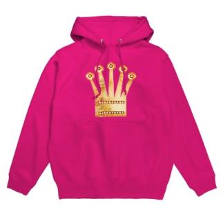 KING OF KINGS Hoodies