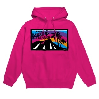Rainbow Paradise Hoodies