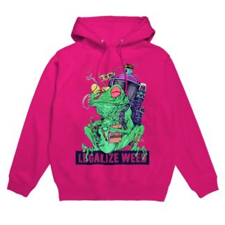 Legalize It ! のSH11NA WORKS Hoodies