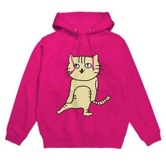 猫 Hoodies