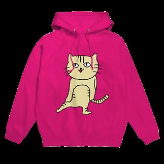 Sizimi_Kusodasaの猫 Hoodies