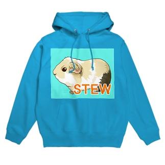 STEWちゃん Hoodies