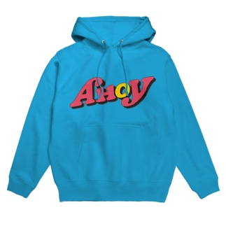 AHOY! for show Hoodies