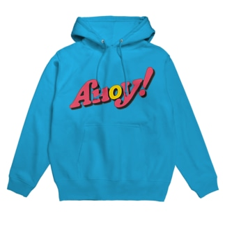 AHOY! for show! Hoodies