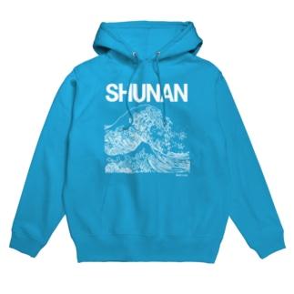 SHUNAN LOVERS Hoodies
