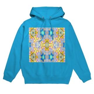 The Stone Flower Hoodies