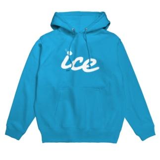 ice(アイス) Hoodies