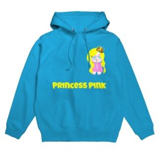 プリンセスの習い事 Hoodies