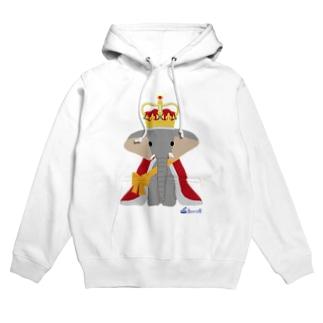 ゾウの王様 フーディ