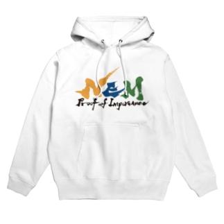 #NEM 3colors フーディ
