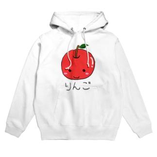りんごちゃん フーディ