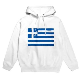 I ♥ Greece[アイラブギリシャ] フーディ