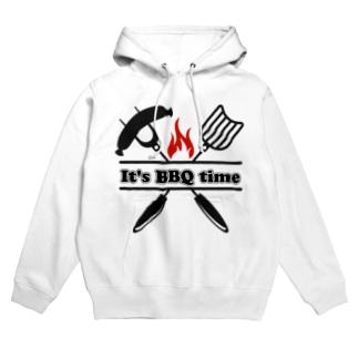 BBQ time! フーディ