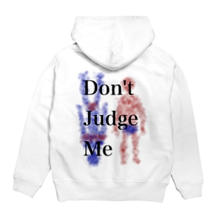 Don't Judge Me Hoodies