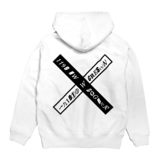 CROSS Hoodies